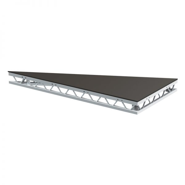 GT Tour Deck 8 x 4ft L/H Triangle Stage