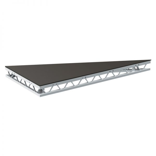 GT Tour Deck 8 x 4ft R/H Triangle Stage