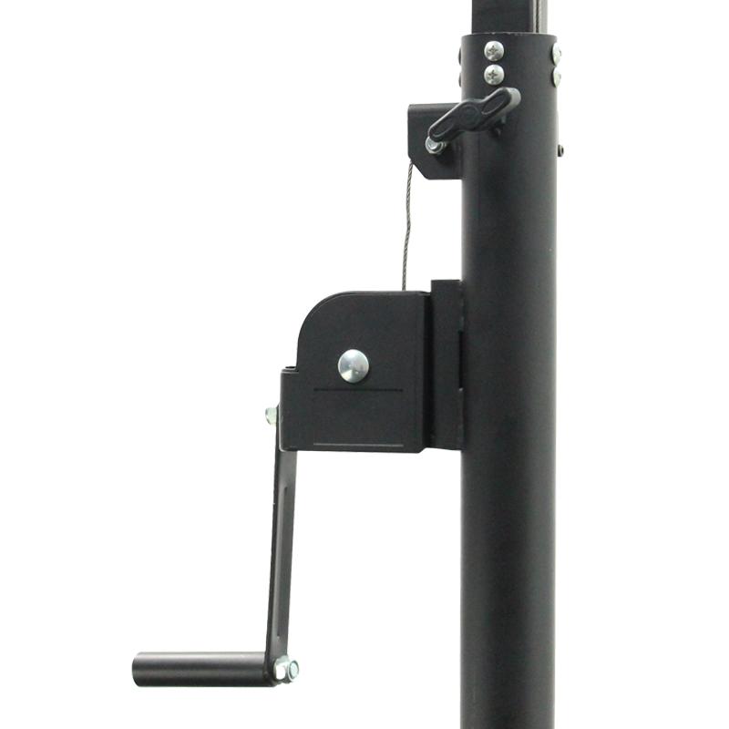 4m Winch Stand Winding Mechanism