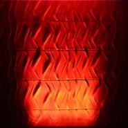 Quad Pix Batten Red Wall Wash