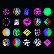 Midas Spot Gobo Designs