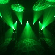 Midas Spot Green Gobo Effects Lighting