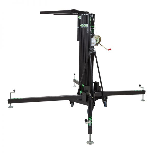 K-30 Front Loading Wind Up Stand 5m