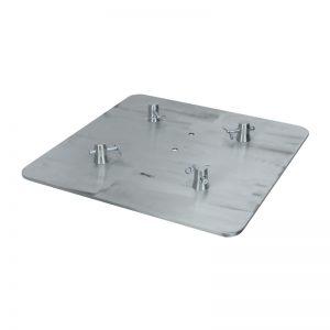Global Truss Aluminium 500mm Base Plate PL4137-500A