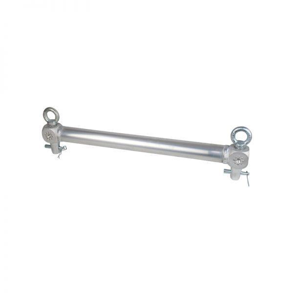 F31PL Modular U Frame Top Bar Silver