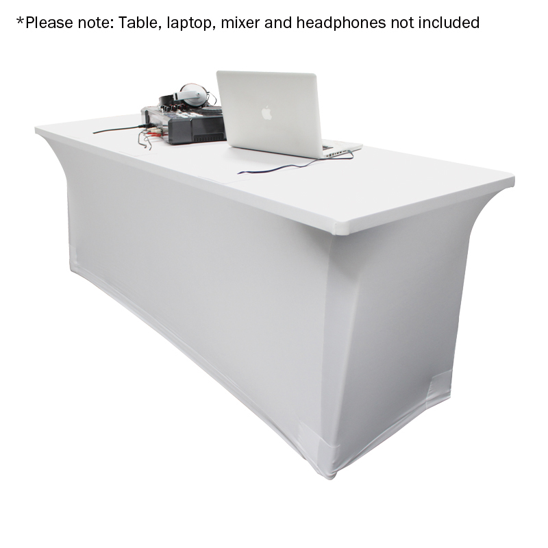 Outstanding 6Ft Table Cover Prolight Concepts Download Free Architecture Designs Rallybritishbridgeorg