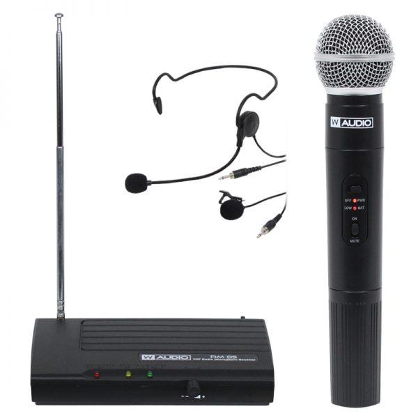 RM 05 VHF Radio Microphone System MKII