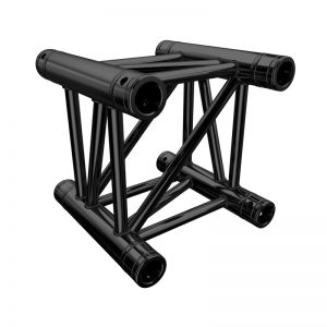 Global Truss F34 PL 0.29m Stage Black Truss (F34029PL-B)
