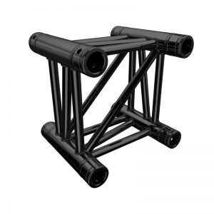 Global Truss F34 PL 0.25m Stage Black Truss (F34025PL-B)