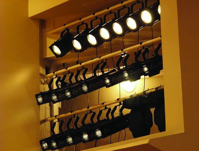 Luci Della Ribalta Lighting