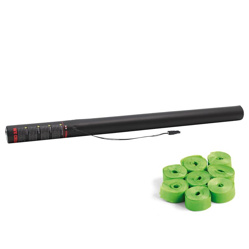 Electric Streamer Cannon 80cm Light Green