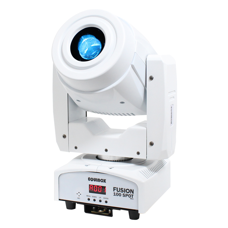Fusion 100 Spot MKII (White Housing) | Prolight Concepts