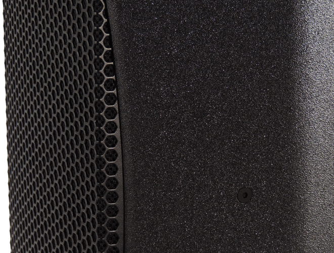 Lynx Pro-Audio Speaker Close Up