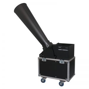 The Confetti Booster ll is a Confetti Cannon made in Europe by The Confetti Maker