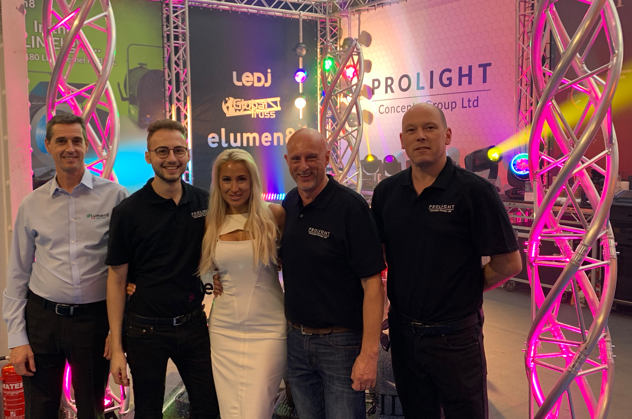 Prolight WOW @ Plasa!