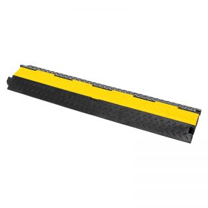 CP180 1 Channel Cable Ramp with yellow lid