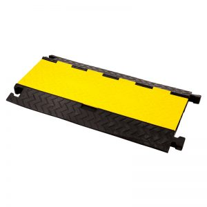 CP 535 5 Channel Cable Ramp with yellow lid