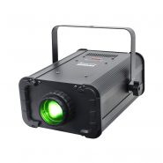 Kaleido XP 100W - Main unit shot lit up in green