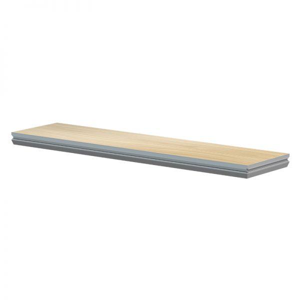 GT Stage Deck 2 x 0.5m Wood Stage Platform