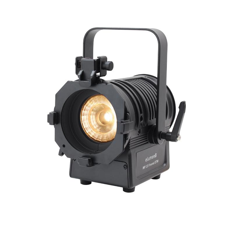 MP 15 LED Fresnel DTW Theatre Lighting