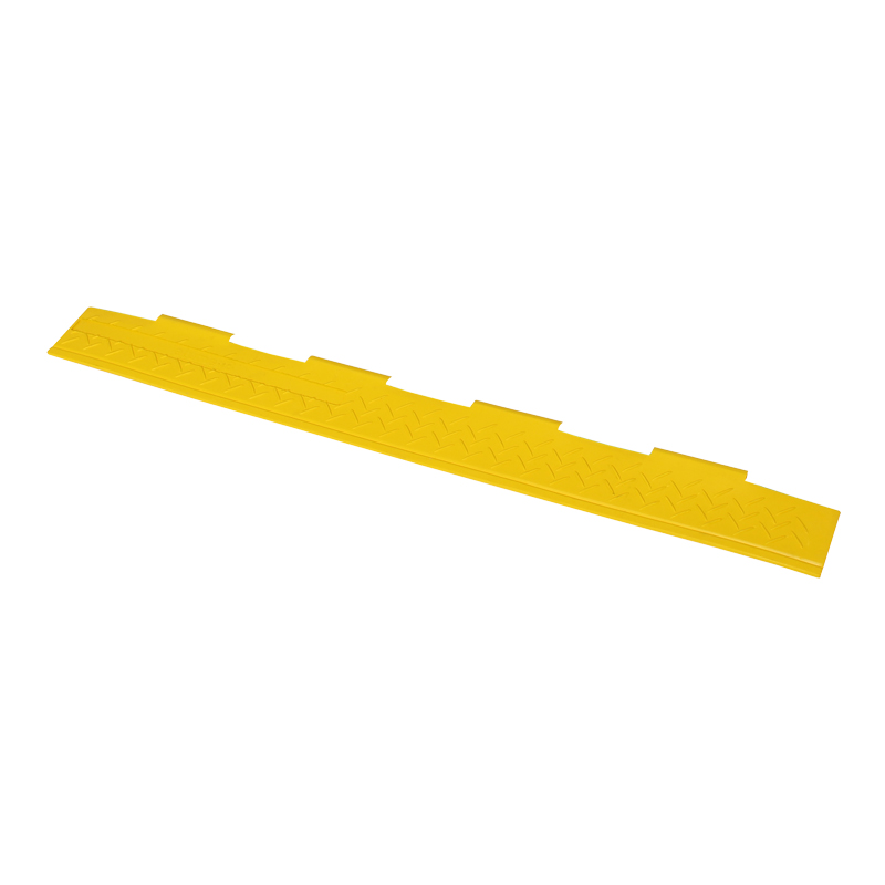 Replacement Yellow Lid for 2 Channel Cable Ramp