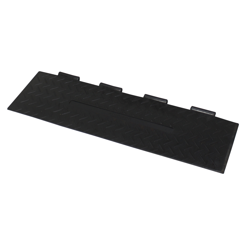 Replacement Black Lid for 5 Channel Cable Ramp