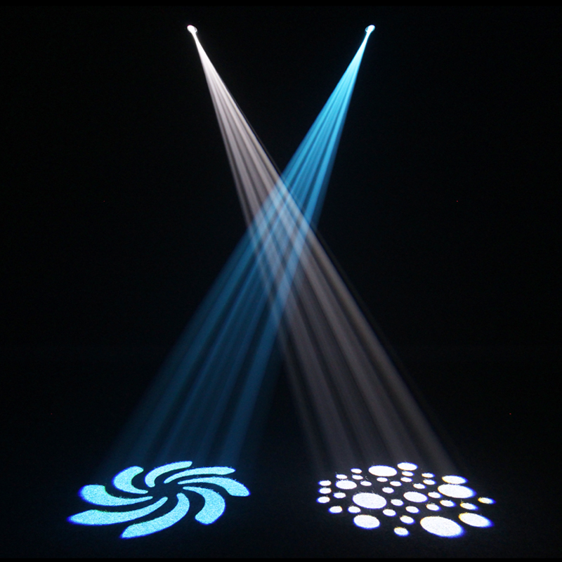Fusion Spot MKII Moving Head Gobo Effect