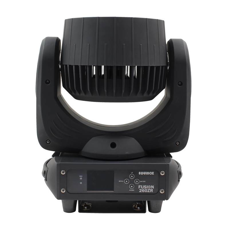 Front view Fusion 260ZR Moving Head