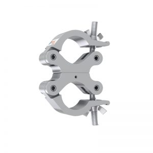 Global Truss Swivel Coupler Silver