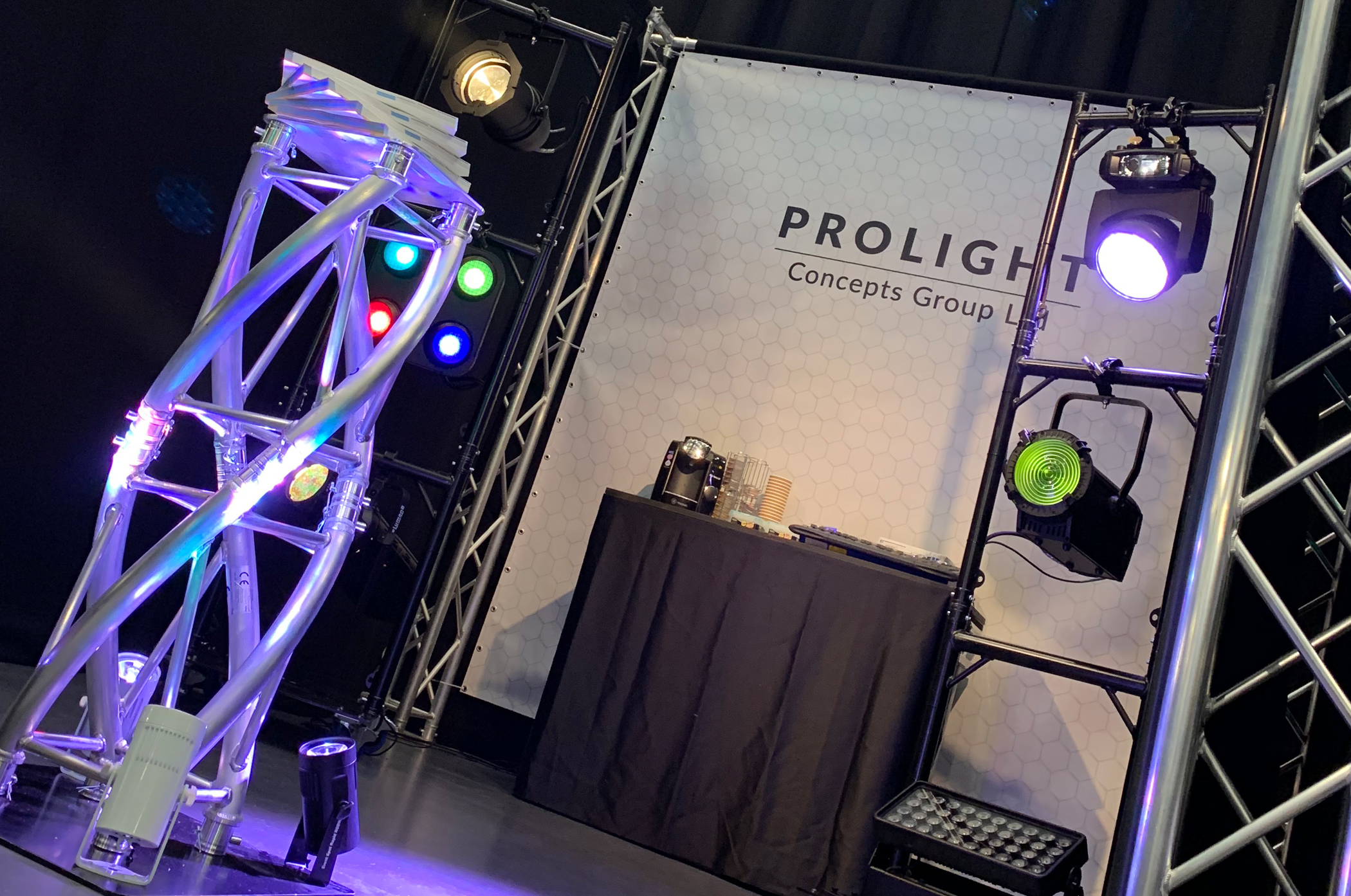 Prolight at Production Futures Event