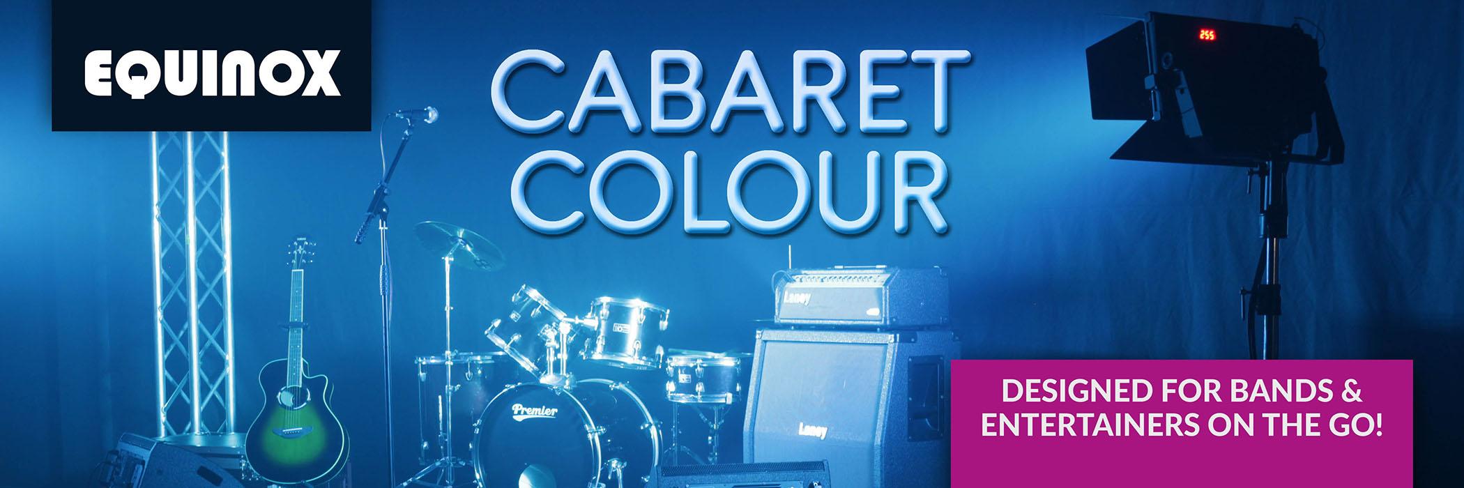 Cabaret New In Banner