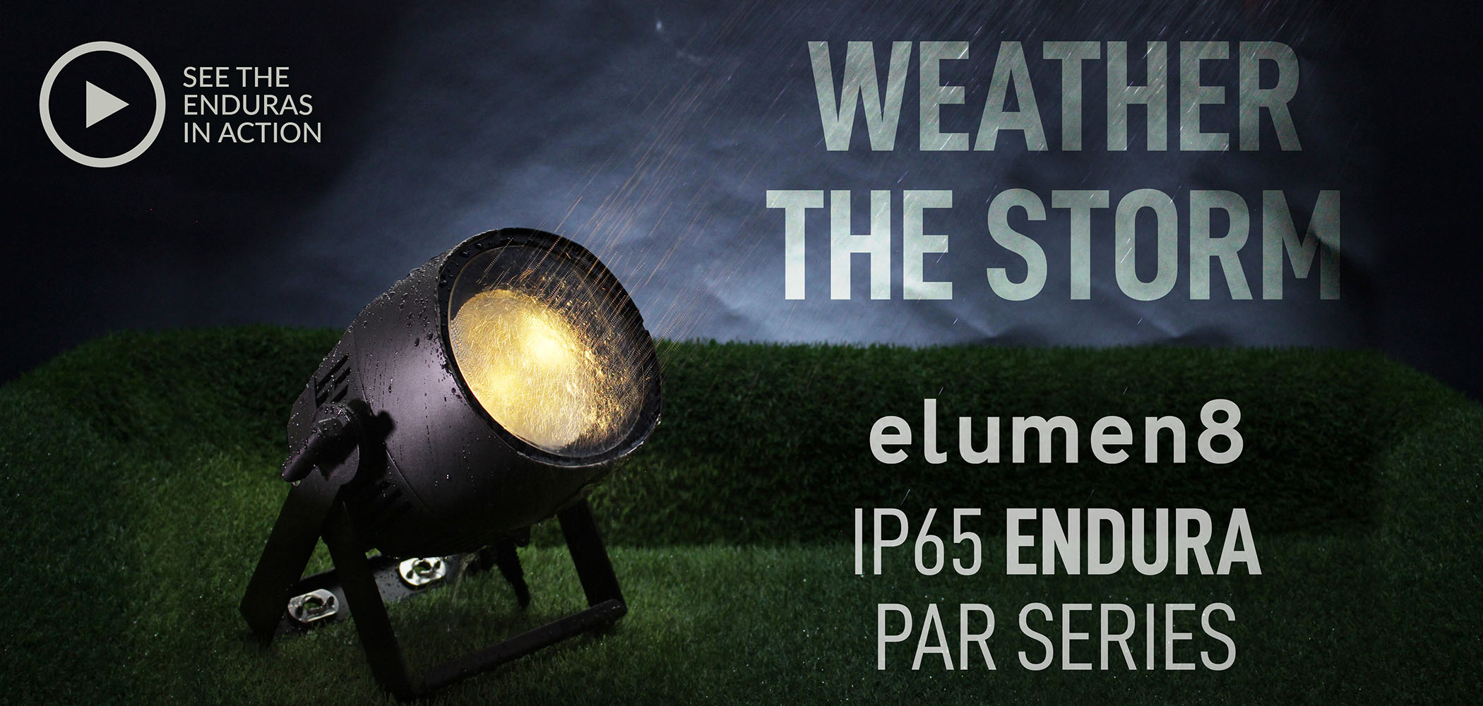 IP65 Endura Par Series