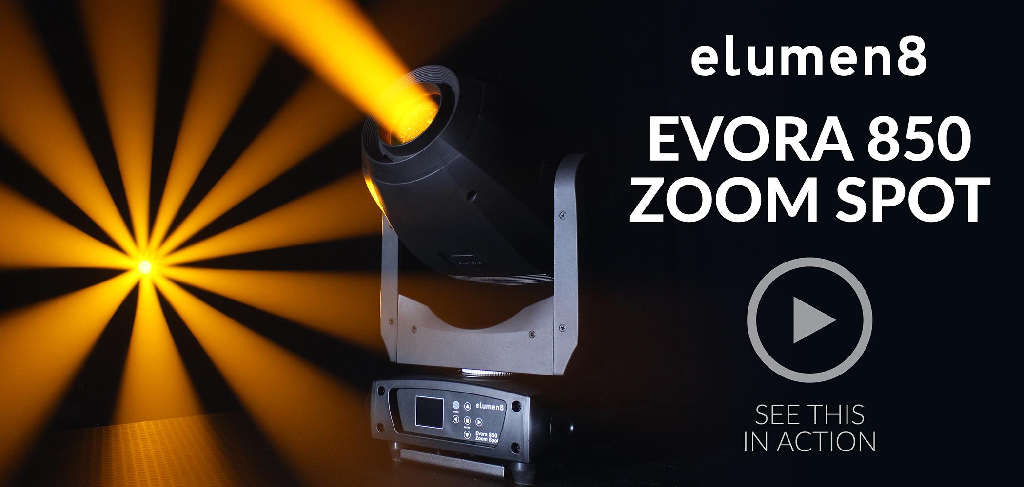 Evora 850 Zoom Spot