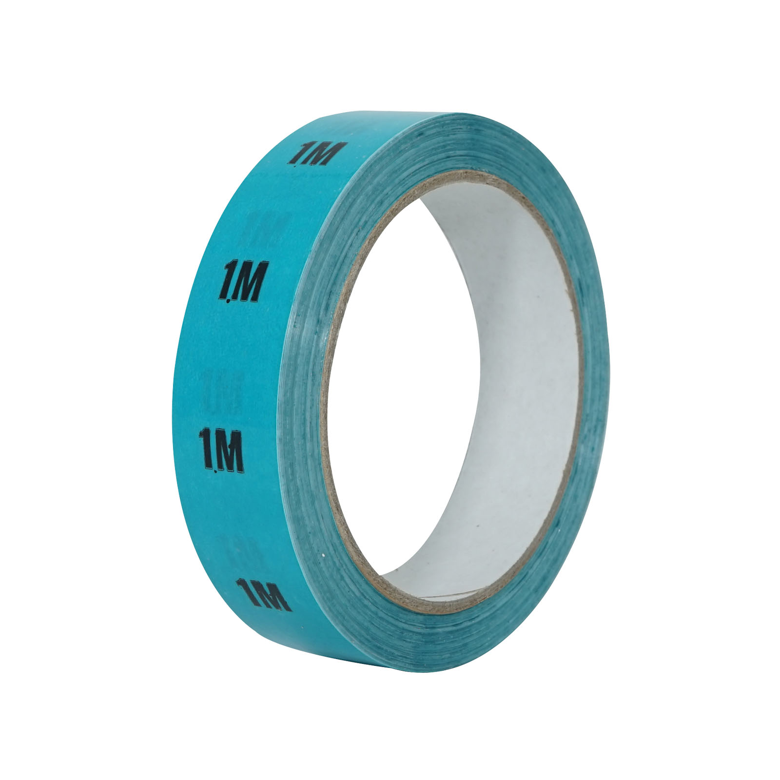 1m Light Blue Cable Length ID Tape