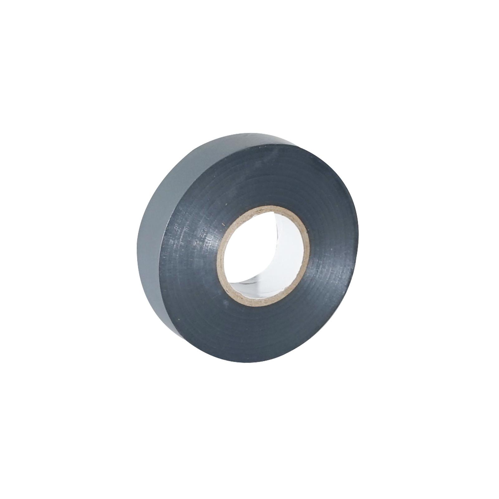 Grey Economy PVC Insulation Tape 19mm x 33m