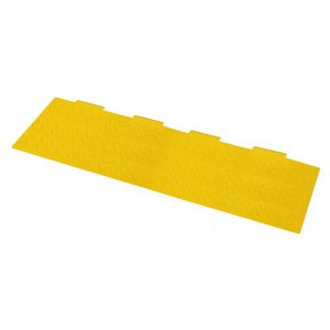 Yellow Lid for CP 535 5 Channel Cable Ramp
