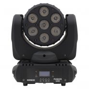 Equinox Fusion 140 Front View showing the LEDs unlit