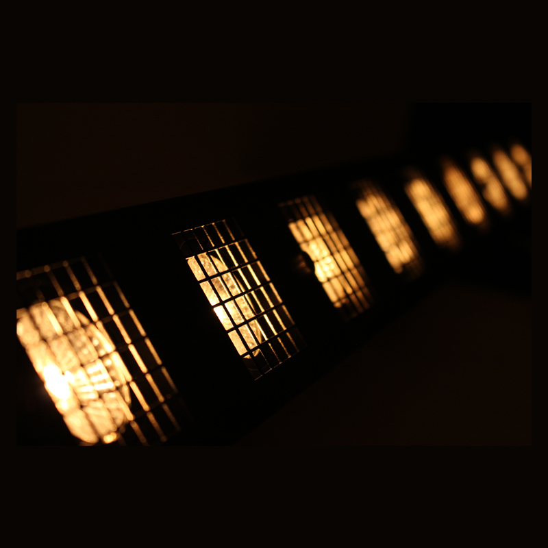 A Tungsten Simulation Effect using Tunable White LEDs