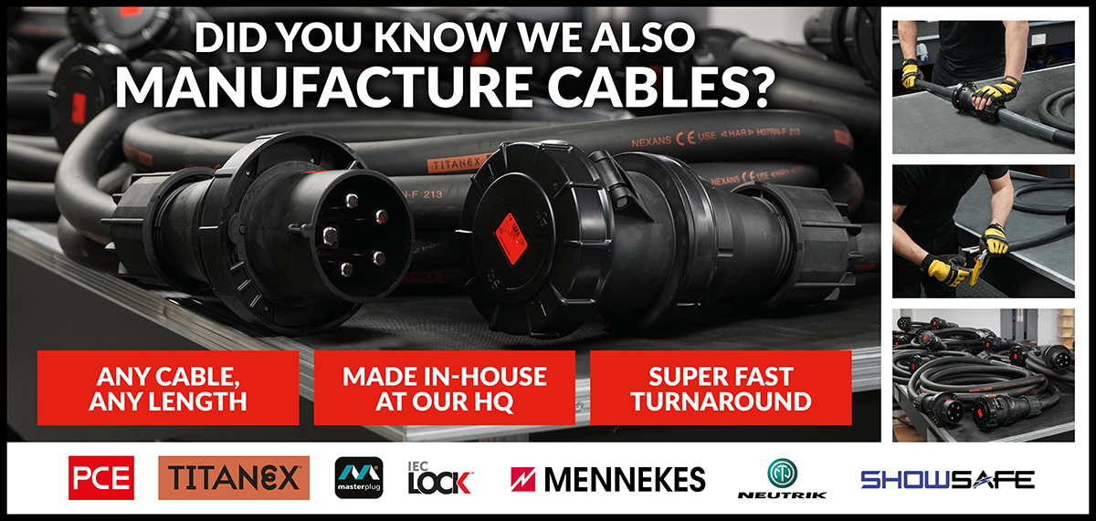 In-house Cable Manufacturing