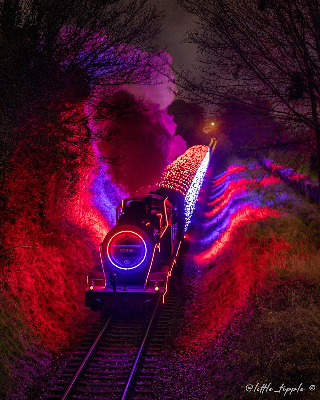 Steam Illuminations with LEDJ - Little Tipple